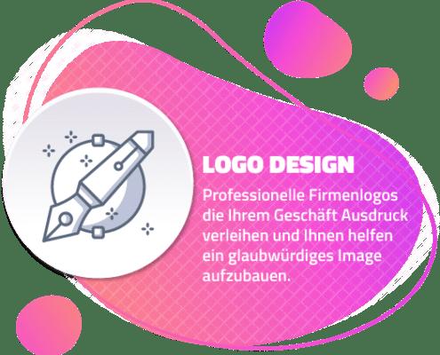 Firmenlogo und Praxislogo Wien