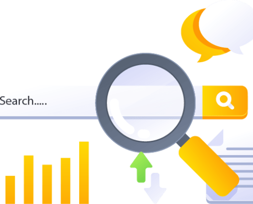 SEO Keyword Analyse