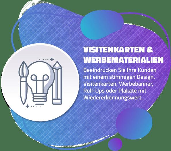 Visitenkarten Gestaltung und Grafikdesign Wien